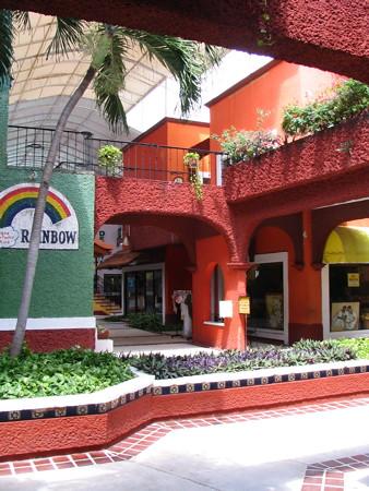 Market in Cancun
