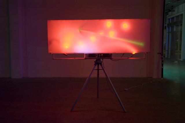 richard ankrom  untitled_tripod by Phantom Galleries LA