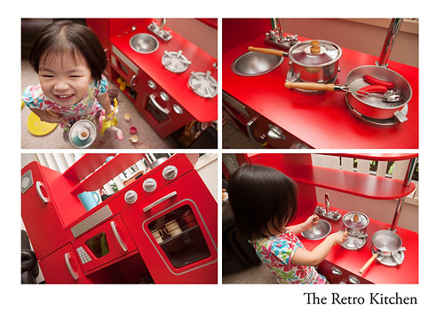 Day 3 - The Retro Kitchen