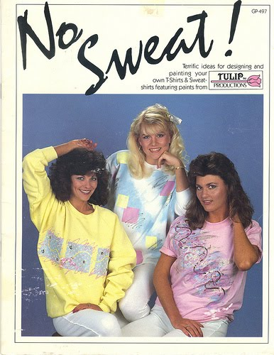 No Sweat Project Guide from 1990