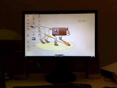 Ubuntu Jaunty 9.10
