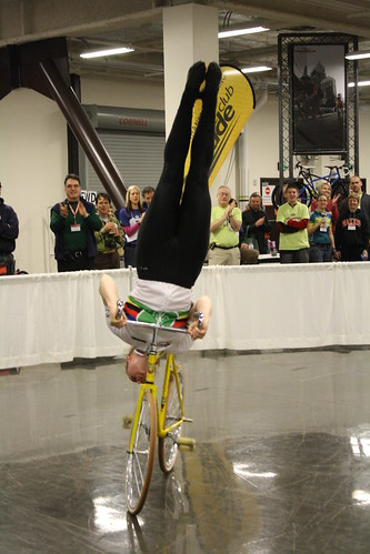 German Acrobatic Cyclists 5