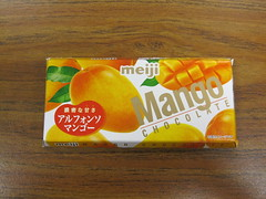 Meiji Mango Chocolate