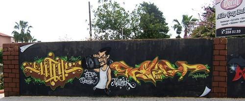 DSCF5313 graffiti, Mersin