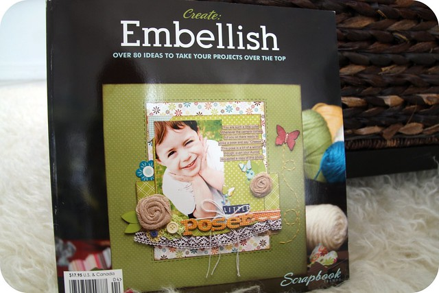 Scrapbook Trends: Embellish issue