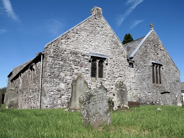 église de llanddeusant
