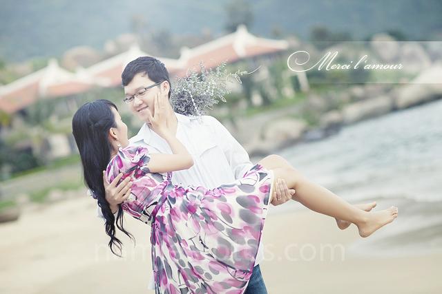 chụp album hình cưới ngoại cảnh tại Đà nẵng