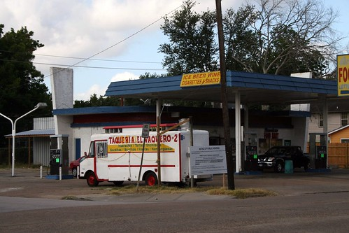 fisca oil co. service station