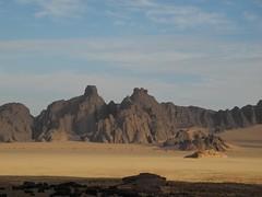 Chad Tibesti NE (ursulazrich) Tags: tschad chad ciad tchad sahara desert tibesti rocks mountains hills sand