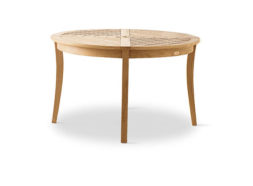 TAVOLO TONDO DREAM IN LEGNO DI ROBINIA, ROUND TABLE DREAM, ROBINIA WOOD,  MADE IN ITALY, ITALIAN DESIGN