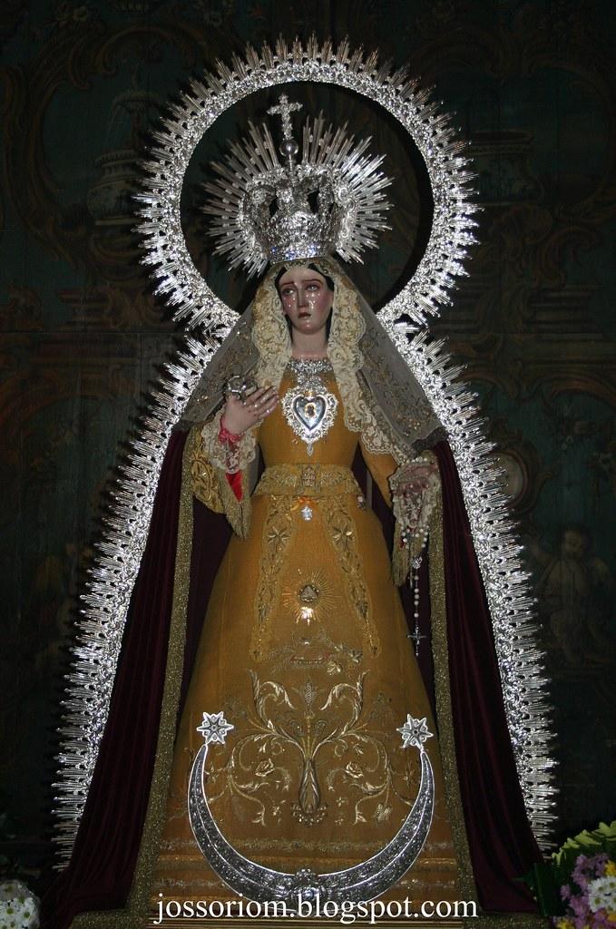 Ráfaga Virgen del Amor 2009