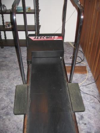 Aero Mill treadmill