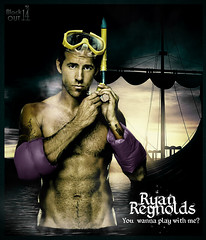 19. Play with me - Ryan Reynolds (lcou14*) Tags: sea man color sexy men guy me photoshop toy soldier for mar photo paint foto fuck you ryan spears circus 14 it gimme more again xmen bitch singer cs oops diver montaje did piece blackout diva britney brit bit starring reynolds slave prerogative ocano womanizer colorizacin blackout14