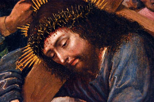 Christ bearing the Cross 3
