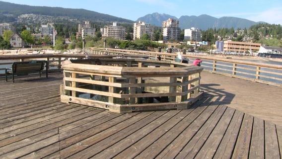 West Vancouver, Ambleside Park
