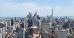 Future Toronto Skyline Photoshop (steveve) Tags: toronto skyline future