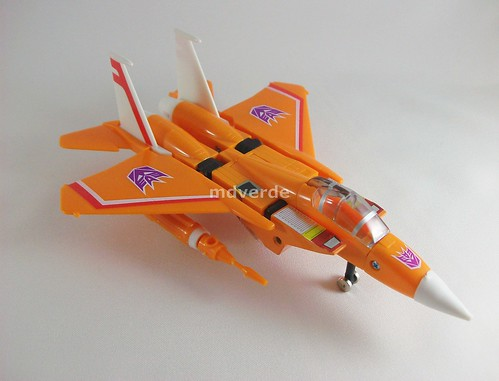Transformers Sunstorm G1 eHobby - modo alterno