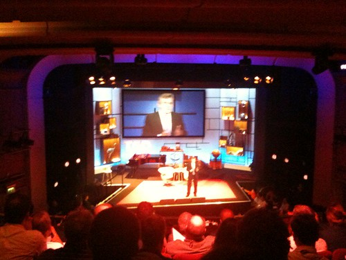 Gordon brown at #ted