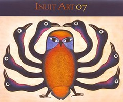 Inuit Art Calendar. (Art Images Directory) Tags: art calendarart gregoriancalendar artknowledgenews mercedonius