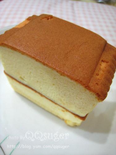 你拍攝的 蜂蜜蛋糕。