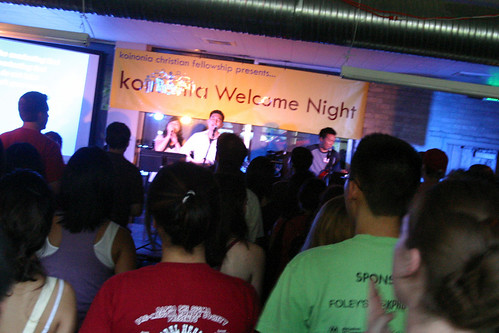 welcomenight
