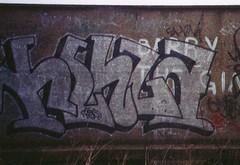 kehza53 (Metroburner) Tags: newcastle graffiti