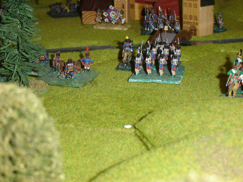 Prussians retake control of Limale