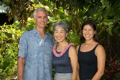 JoAnn Yukimura family