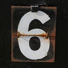 Cricket Scoreboard Number 6