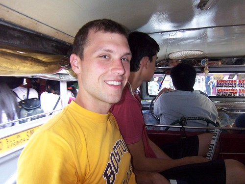 ian's first jeepney ride