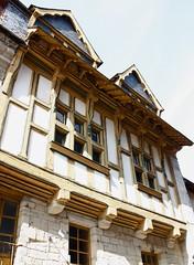 Vieux Vitr (Vince Arno) Tags: france bretagne maison faade colombages vitr