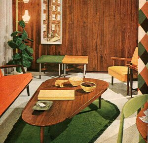 atomic ranch house more 1950 s atomic mid century interior design