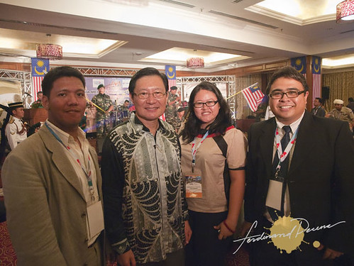Merdeka Group with Datuk Dr. Victor Wee