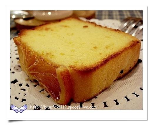 090902Aunt Stella's詩特莉14_香橙蛋糕