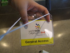 Entry pass