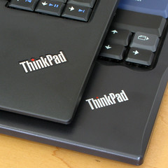ThinkPad USB Keyboard: Surface finish