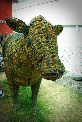 Chia Cow