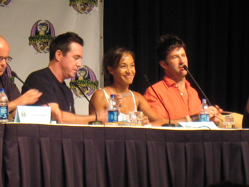 Dragon*Con - Stargate Atlantis Cast