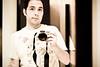 """Th-th-th-that's all folks!"" (ion-bogdan dumitrescu) Tags: uk portrait people reflection london self mirror human humans porkypig bitzi summer09 ththththatsallfolks ibdp img6229edit findgetty ibdpro wwwibdpro ionbogdandumitrescuphotography"