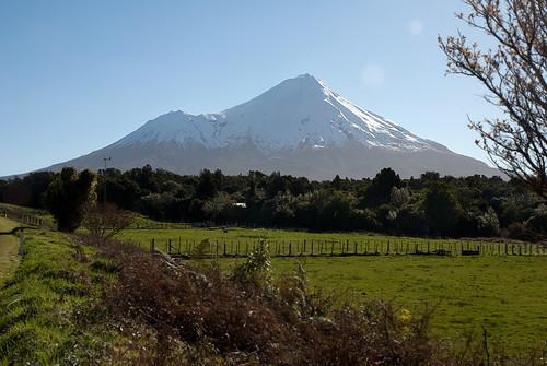 Taranaki (Egmont) Mount