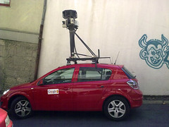 making of streetview