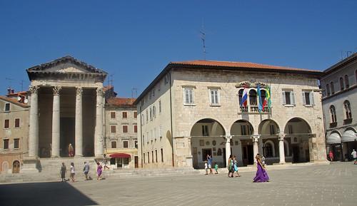 Augustus-templom