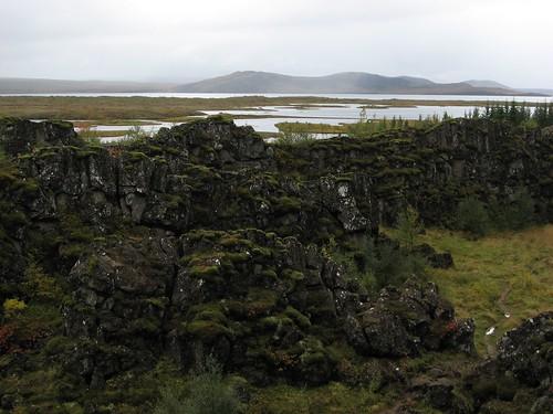 crag-wall