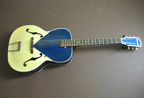 silvertone blue kentucky