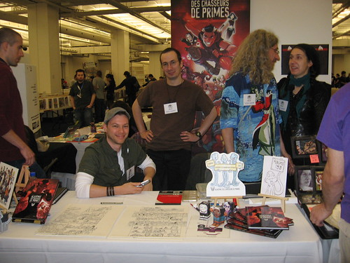 ACP au Comic Con de Montréal