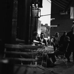 Nightlife (Anthony Cronin) Tags: ireland dublin texture 120 6x6 tlr film analog mediumformat grain delta ishootfilm ac apug grainisgood templebar ilford irlanda filmgrain ilforddelta3200 pushprocessed dubliners 500x500 dublinstreet ilforddelta dublinstreets dublinbynight microphen minoltaautocord allrightsreserved dublinlife streetsofdublin irishphotography lifeindublin ilfordmicrophen filmisnotdeaditjustsmellsfunny irishstreetphotography eldocumental y48filter dublinnightlife dublinstreetphotography streetphotographydublin anthonycronin fotografadelacalle pushedto12800 rokorlens livingindublin insidedublin livinginireland streetphotographyireland templebarquarter filmdev:recipe=5416 callededubln photangoirl