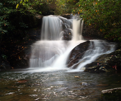 Whiteoak Creek Falls
