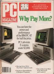 PC Magazine - February 16, 1988