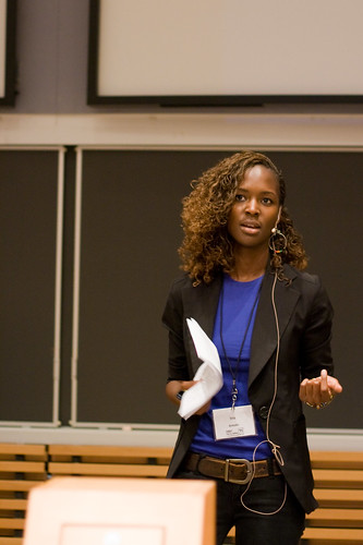 Iris Amuto @ UBC TEDxTerry Talks 2009
