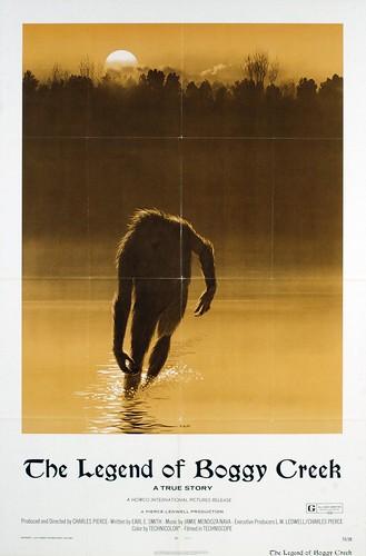 Legend of Boggy Creek (1972)